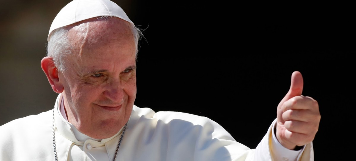 Francisco le envió una carta a los argentinos y pidió perdón