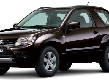 Volvió la Suzuki Grand Vitara 3 Puertas