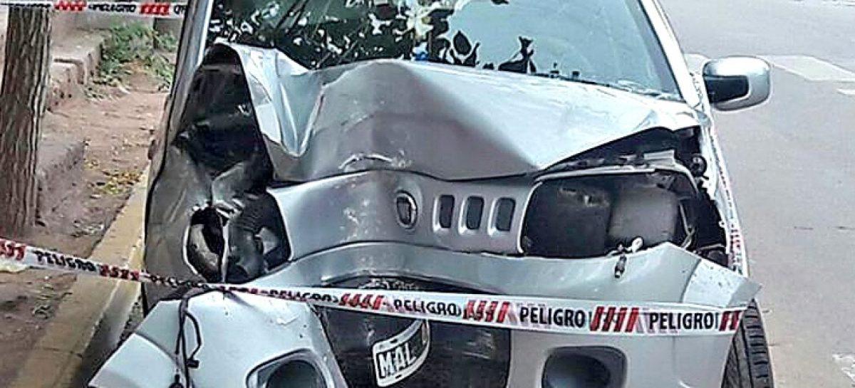 Una médica murió en grave accidente vial