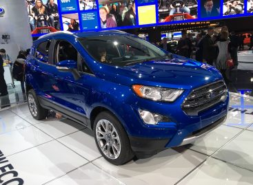 la nueva Ford EcoSport