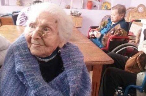 Murió en La Rioja una de las mujeres más longevas del mundo