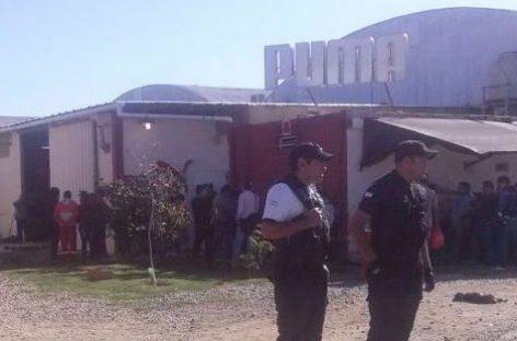 UNISOL despidió otros 160 operarios en plantas riojanas