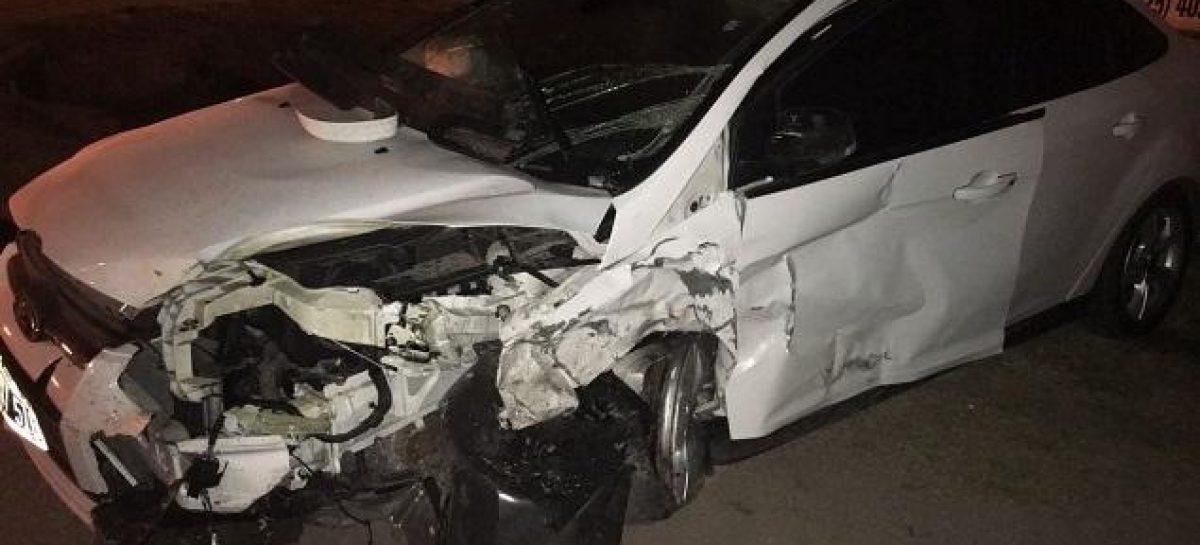 Riojano fue parte de un grave accidente en Córdoba