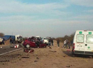 La Rioja: un muerto cada tres días por accidentes viales