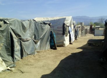 Desalojaron cientos de familias de terrenos usurpados