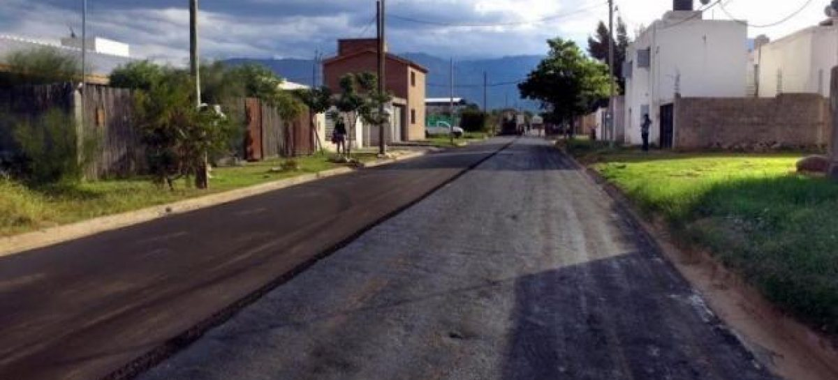 $14 millones destinarán a asfaltar el barrio 26 de Mayo