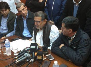 PJ riojano. Beder pronosticó elecciones internas abiertas en 2019