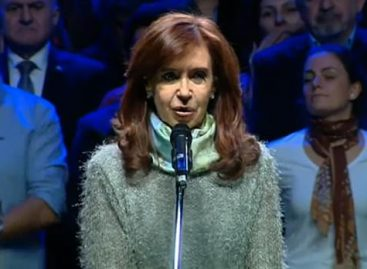 Descartan la visita de CFK a La Rioja antes del 27 de octubre