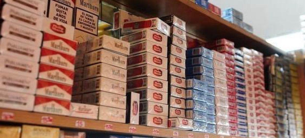 Sube 8% el precio de los cigarrillos en un golpe al bolsillo de fumadores