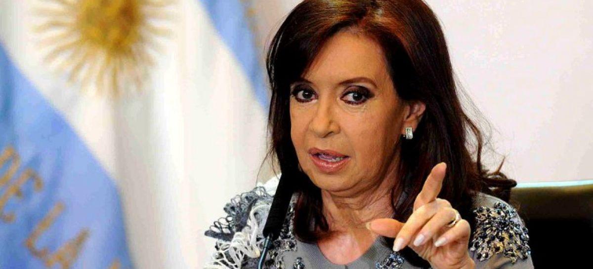 CFK CARGÓ DURO CONTRA LA JUSTICIA Y REITERÓ SER VÍCTIMA DEL LAWFARE