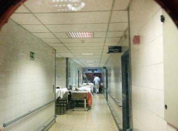 Médicos alertan por la situación del Hospital de la Madre y el Niño