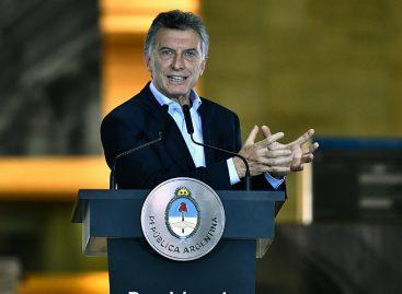 Macri: «Si los argentinos creen que tengo que seguir, lo haré»