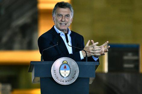 """Macri y la suba del dólar: """"no pasa nada, tranquilos"""""""
