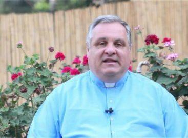 Colombo dejará el obispado riojano en el mes de agosto
