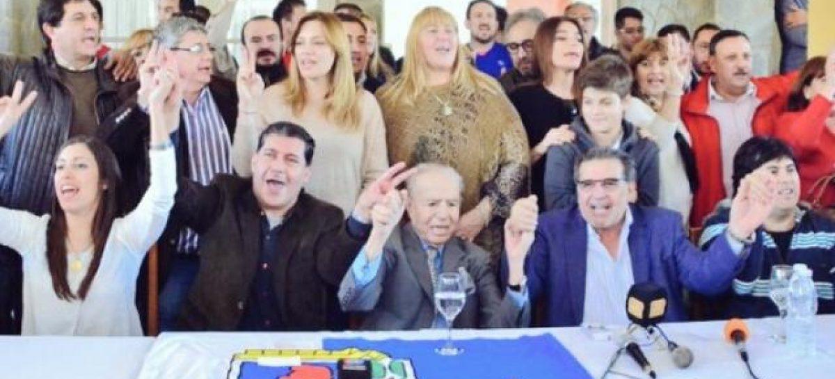 Tras la impugnación, luz verde a la candidatura de Menem