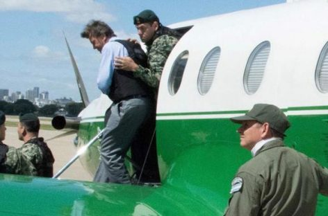 César Milani declara en el juicio por secuestros y torturas en la dictadura