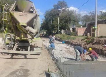 $68 millones de Nación al municipio para pavimentación