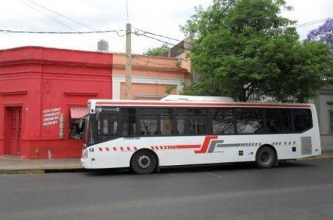 El 25 y 29 de mayo, La Rioja no tendrá transporte urbano