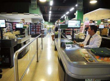 Fuerte caída del consumo en supermercados riojanos