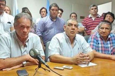 La CGT oficial y la paralela negocian la unificación del sector sindical
