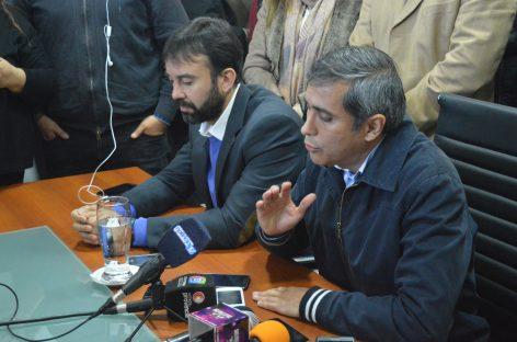 Paredes Urquiza volvió a reclamarle una interna a Julio Martínez