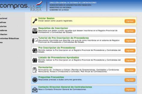 El gobierno busca mayor 'feedback' con proveedores riojanos