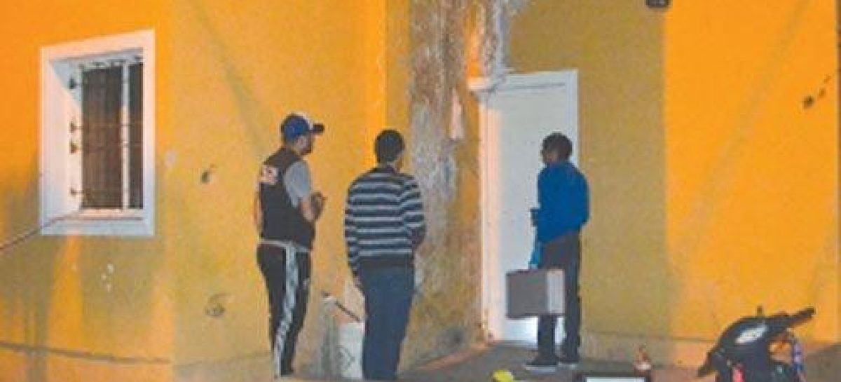 Crimen en barrio Las Agaves: un hombre murió apuñalado