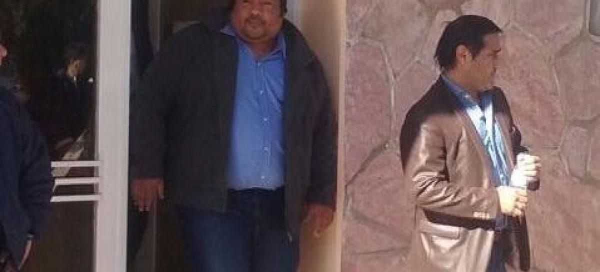 Chamical. El intendente Daniel Elías se negó a declarar
