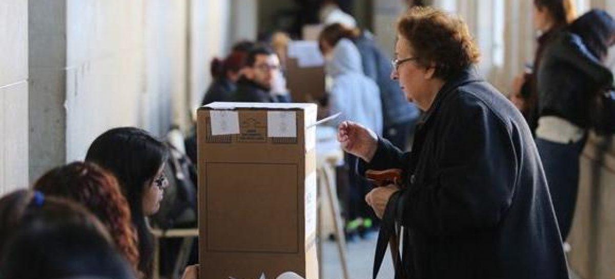 Un 35% de riojanos habilitados no fue a votar en las PASO