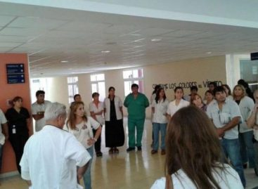 Ratifican el paro en los hospitales públicos riojanos