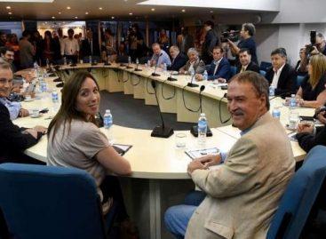 Gobernadores del PJ rechazan ceder fondos a Buenos Aires