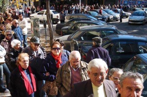 Aumento del 13,3 % para jubilaciones, pensiones y AUH