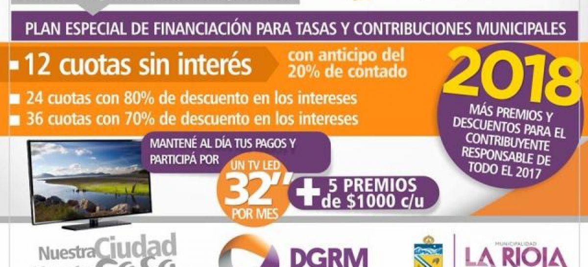El municipio lanzó nueva moratoria para tasas y contribuciones