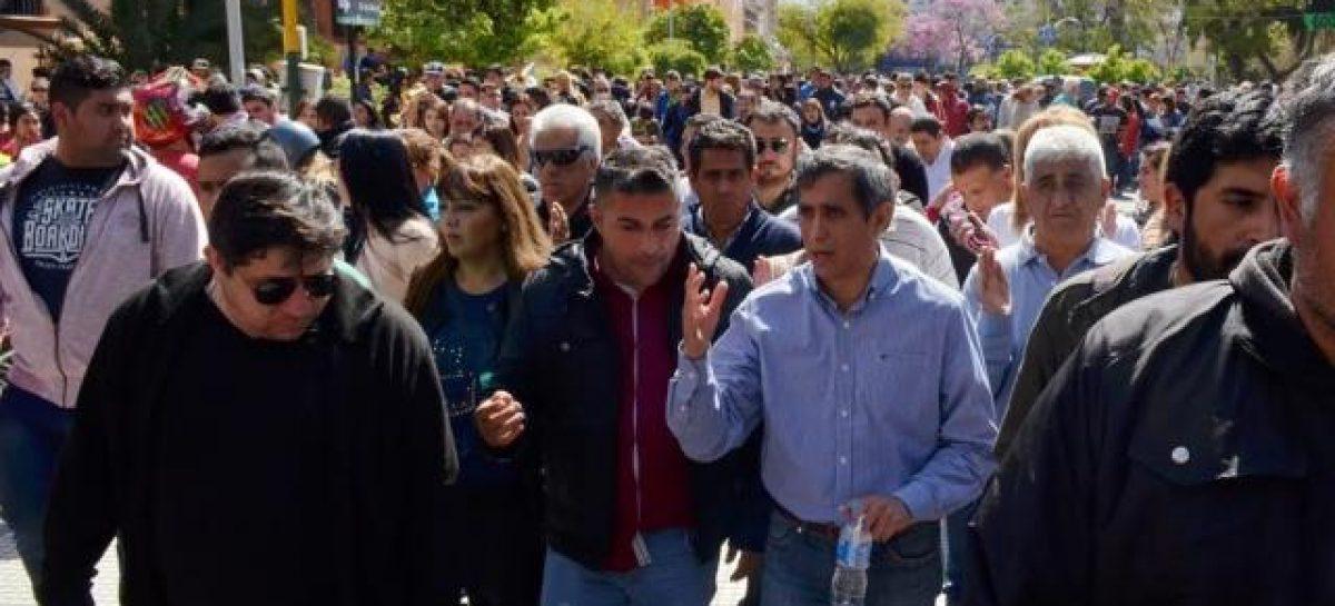 """Paredes pidió """"consenso"""" para que no se quiebre el frente opositor"""