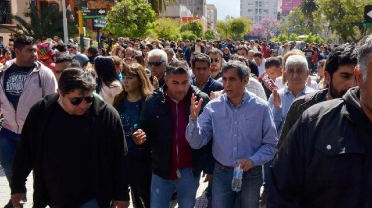 Paredes Urquiza se lanzó como candidato a gobernador