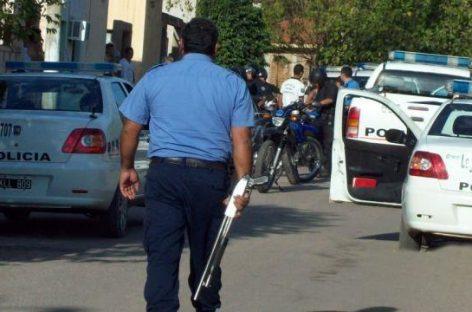 En audaz robo a mano armada se llevan 305 mil pesos