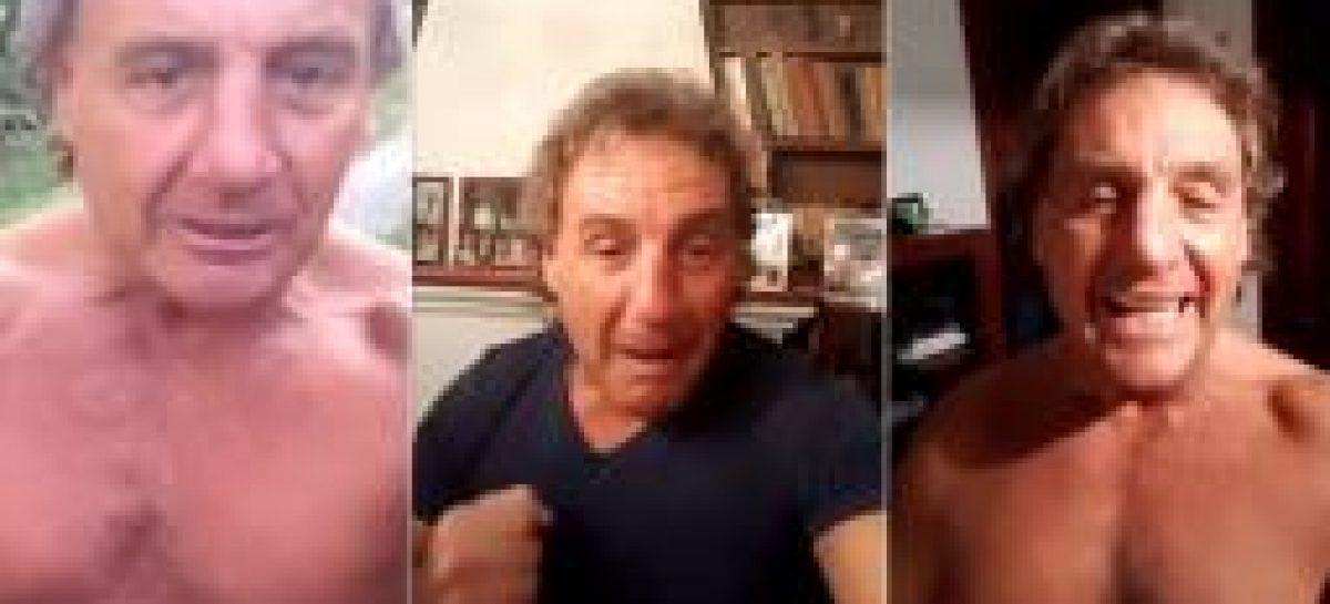 """""""Never pony"""". Serafín Dengra, el ex Puma que motiva a club riojano"""