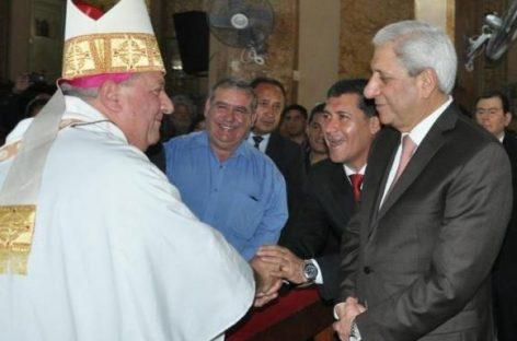 'Quique' Martínez asumió como obispo auxiliar en Santiago del Estero