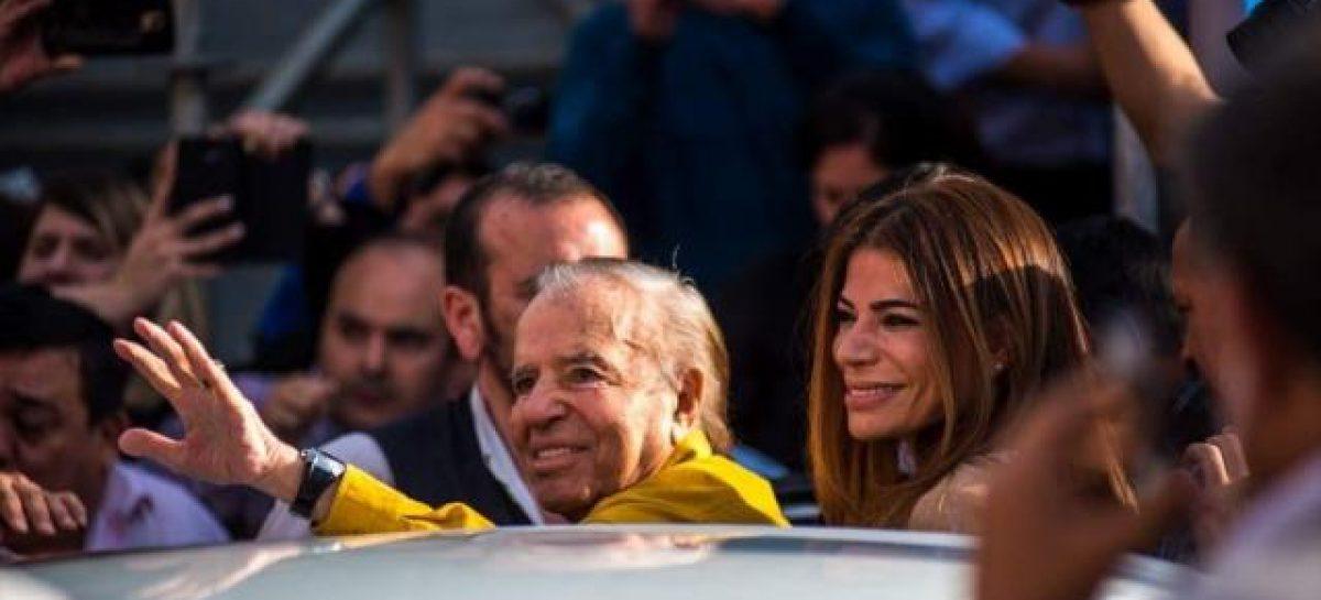 Zulemita Menem evalúa ser candidata a diputada nacional