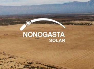 Levantan amparo y sigue la obra del Parque Solar de Nonogasta