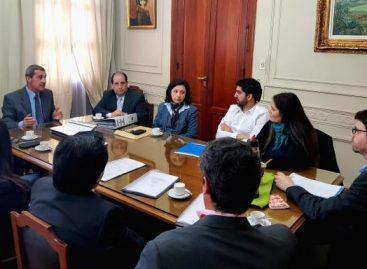 Provincia explicó a Nación como transfiere fondos a Capital