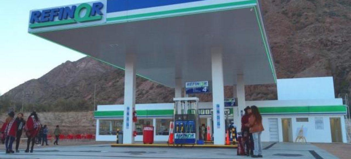 Sanagasta ya cuenta con una nueva estación de servicio