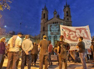La Rioja pidió por la aparición de Santiago Maldonado