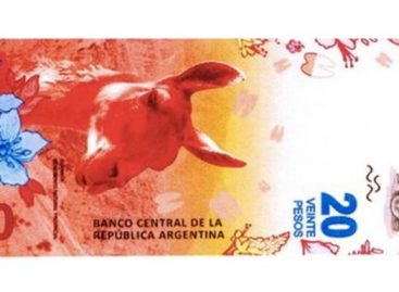 El martes comienza a circular el nuevo billete de 20 pesos
