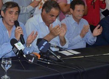 Paredes Urquiza volvió a la carga con el reclamo de fondos