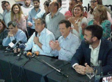 Martínez convocó a trabajar municipios, provincia y Nación