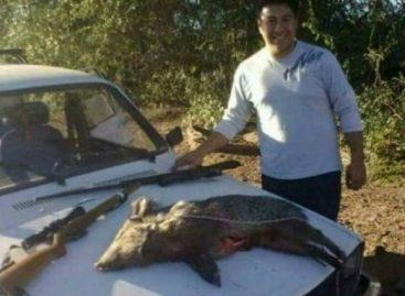 Nueva denuncia judicial contra cazadores furtivos