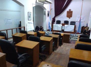 La interna política paralizó el Concejo Deliberante