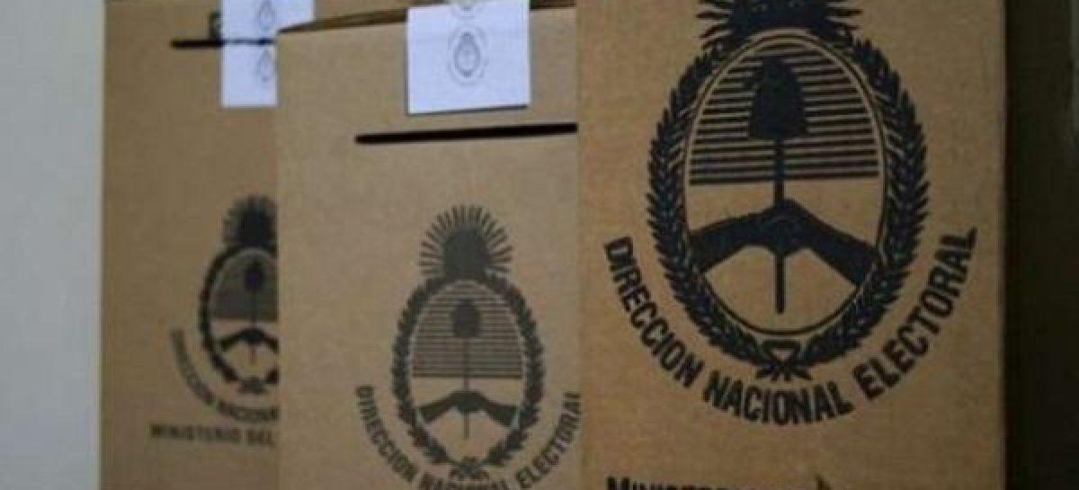 Poco más de 280 mil riojanos eligen sus legisladores nacionales