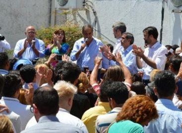 La alianza Martínez – Paredes arrasó en la Capital